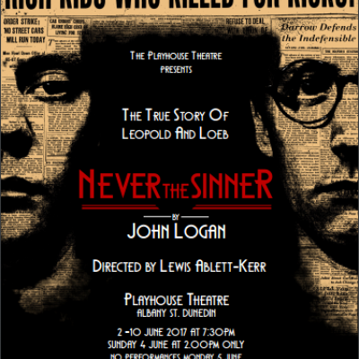 Never the Sinner